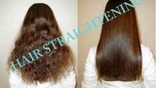 My Daily Hair Straightening Routine: Everyday Hair care | SuperPrincessjo