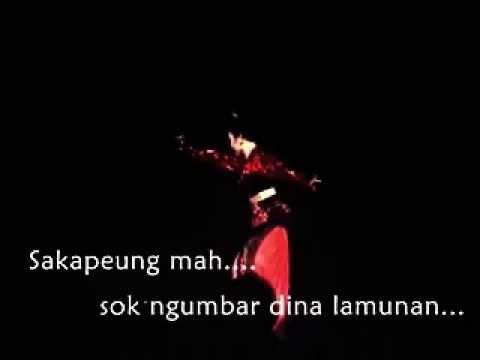 Jaipong dangdut   Neng Yeni Teks