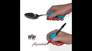 Gripoball - la geniale novità per impugnare meglio posate, matite e oggetti