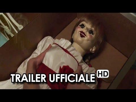 Annabelle Trailer Italiano Ufficiale 2014