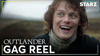 Outlander | Season 1 Cast Gag Reel | STARZ