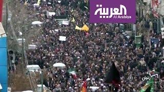 أربعة خيارات أمام انتفاضة إيران