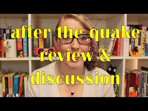 Book Review   after the quake #YearofMurakami
