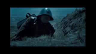 All combat scenes from movie