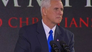 Pence: IS Guilty Of Genocide Against Christians