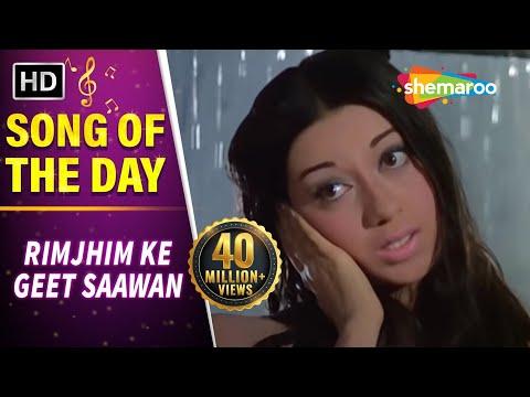 Xxx Mp4 Rimjhim Ke Geet Saawan Gaaye HD Anjaana Song Rajendra Kumar Babita 3gp Sex