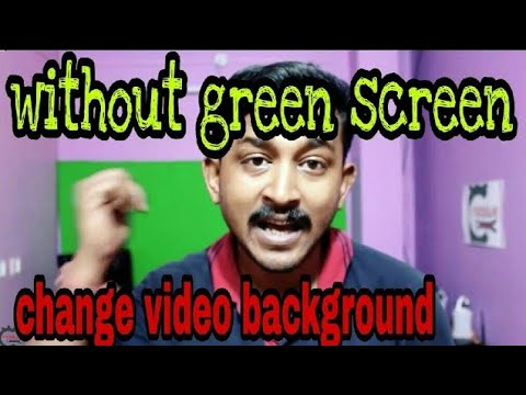 Xxx Mp4 How To Change Video Background Without Green Screen No Need Green Screen From Android Smartphone 3gp Sex