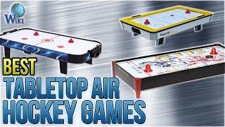 7 Best Tabletop Air Hockey Games 2018