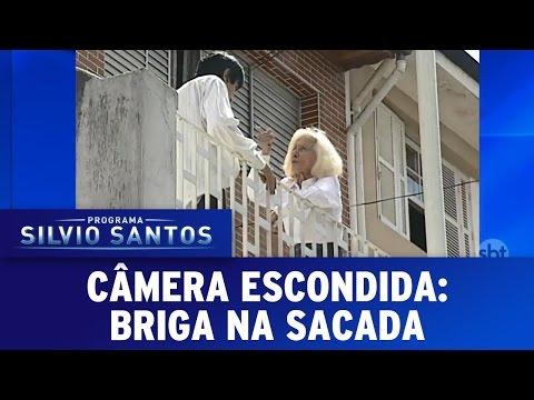Câmera Escondida (25/09/16) - Briga na Sacada