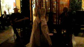 Evan Rachel Wood Sings For George Clooney And Robin Wright at Venice FIlm Festival