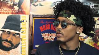 August Alsina On Suicide, Family Hate, Power Of Prayer, & New Album