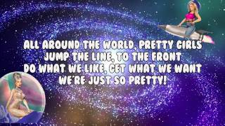 Britney Spears, Iggy Azalea - Pretty Girls (Lyric Video)