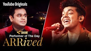 A. R. Rahman | Sam Chandel | Performer of the day | #ARRivedSeries