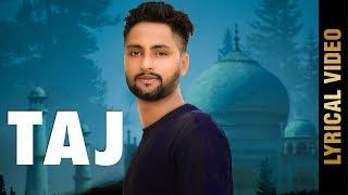 TAJ++%28Lyrical+Video%29+%7C+GURI+DHINDSA++%7C+New+Punjabi+Songs+2018+%7C+AMAR+AUDIO