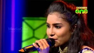 Pathinalam Ravu Season 4   Rejisha - Song ' ഹക്കിന്നോളിവേ ഹറമിൻ' ( Epi28 Part2)