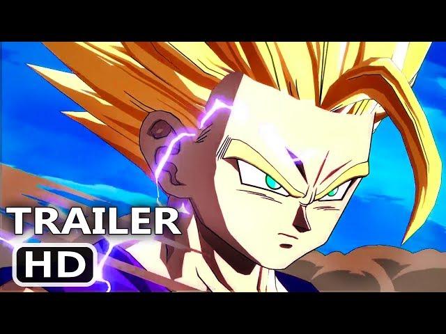 PS4 - Dragon Ball FighterZ Gohan Gameplay (2018)