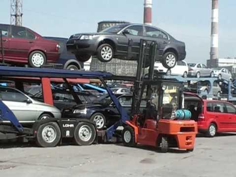 Kaunas car market
