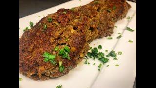 How To Make Indian Lamb Shami Kebab
