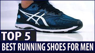 Best Running Shoes For Men || Top 5 Running Shoes For Men