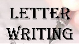 Letter writing ! Type of letter! Letter format