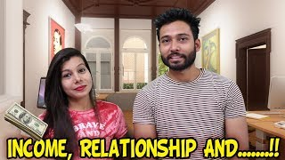 QnA#1- Income, Relationship and Teacher Vs Student? | BAkLol Video |
