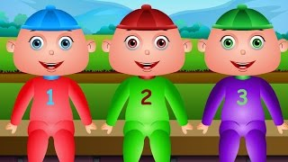 Five Little Babies Sitting on a Wall And More Nursery Rhymes