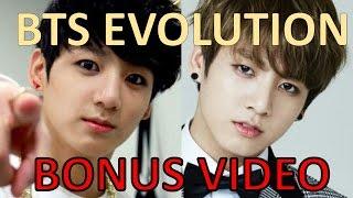 BTS EVOLUTION (BONUS VIDEO)