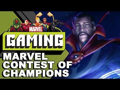 Doctor Strange in Marvel Contest of Champions I MARVEL GAMING