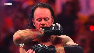 The Undertaker vs. Shawn Michaels - Streak vs. Career Match: WrestleMania XXVI