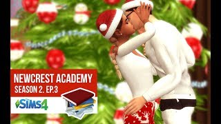 THE BREAKUP | HIGH SCHOOL DRAMA | NEWCREST ACADEMY | S2. EP.3 | A Sims 4 Series