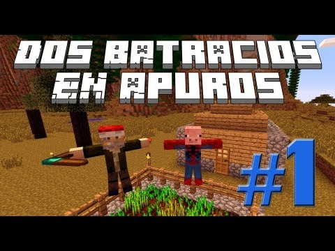 Nueva Serie En DIRECTO!! | DOS BATRACIOS EN APUROS - MODS Server | EP. 1
