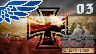 HEARTS OF IRON 4 | RETURN OF THE KAISER PART 3 - HOI4 WAKING THE TIGER Let