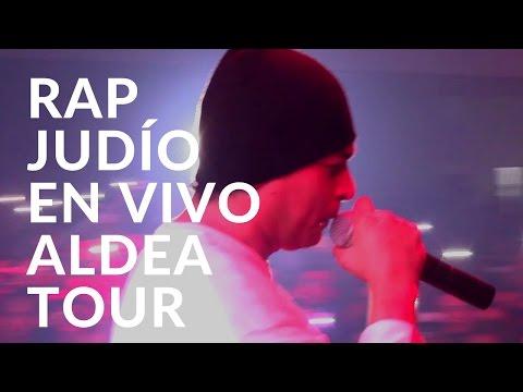 Rap Judío Matanza Danza en Vivo Aldea Tour Al2 de Los Aldeanos 2015 Cali Colombia