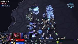 Serral vs. Stats | Starcraft II WCS Global Grand Finals| BlizzCon 2018