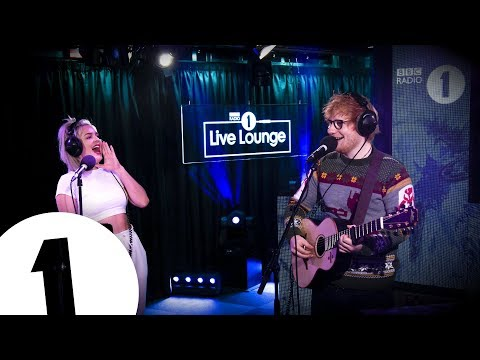 Xxx Mp4 Ed Sheeran Anne Marie Fairytale Of New York In The Live Lounge 3gp Sex