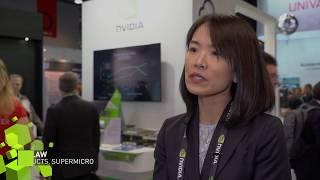ISC 2018: Supermicro & NVIDIA Enabling HPC and AI