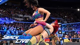 Asuka joins Team Blue in the Superstar Shake-up: SmackDown LIVE, April 17, 2018