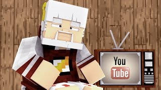 Minecraft: YOUTUBE TA VELHO - BED WARS ‹ AMENIC ›