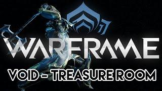 Warframe - Void (T1 Capture) - Little Treasure Room