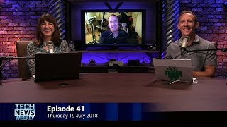 Tech News Weekly 41: Hot and Cold Wallet