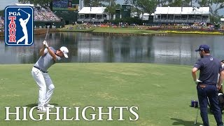 Every birdie from No. 17 in Round 3 of THE PLAYERS