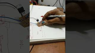 How to make 5 volt Mobile charger circuit from 6v,12v dc battery