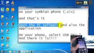how to control nokia s60v2 phones with pc using mobileways remote s60 professional