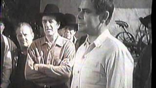 「The Fastest Gun Alive」 (必殺の一弾 /1956)  Glen Fordの抜射