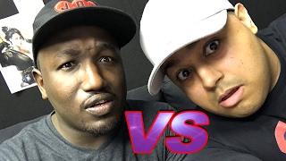 DASHIE VS HANNIBAL BURESS!