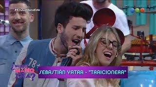 Sebastián Yatra canta