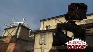 Tom Clancys Rainbow Six Vegas - Trailer (PlayStation 3, Xbox 360)