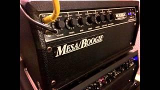 Mesa/Boogie Mark V (IIC+ mode) & 1986's non-EQ Mark III REAL Comparison.