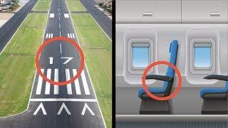 12 GEHEIMNISSE von Flugbegleitern, von denen Ihr NICHTS wusstet!