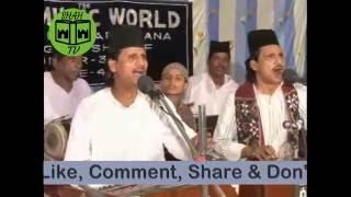 Meri zindagi ke MAALIK mera charasaz tu hai - Raju Murli New Qawwali HD 2016- Arifana Kalam -SHAH TV